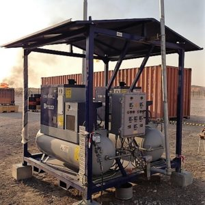 Air Compressor Packages Zone 2