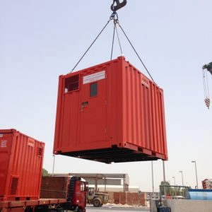 Containers DNV2.7-1/BS12079