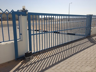 Gate Amp Boundary Wall Grill Rigzone Engineering